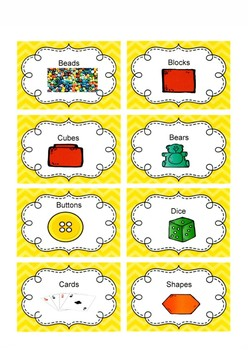 Third Grade Counting Collections Super Pack