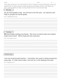 Third Grade Daily Edit Week 1 - Aligned to Treasures Reading