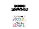 UPDATED TN Standards Third Grade Data Folder Forms