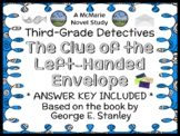 Third-Grade Detectives #1: The Clue of the Left-handed Envelope Novel Study