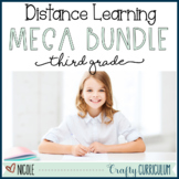 Third Grade Distance Learning Growing Printable and Digita