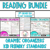 Reading Assessments for Common Core BUNDLE - Assessments/K