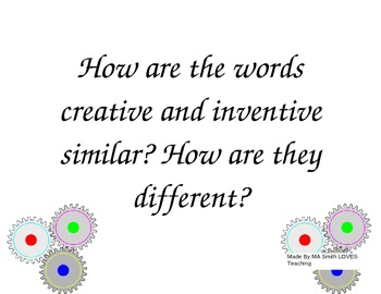 3rd Grade ELA Essential Questions - Follows the Common Core