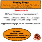 Engage NY Third Grade ELA Module 2 Assessments