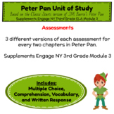 Engage NY Third Grade ELA Module 3 Assessments