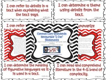 Third Grade ELA Standards