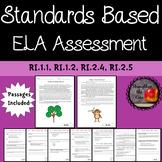 Third Grade ELA Standards Based Assessment