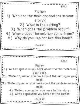 Third Grade ELA Test Prep