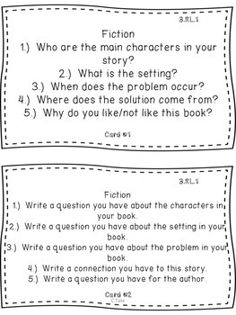 Third Grade ELA Test Prep