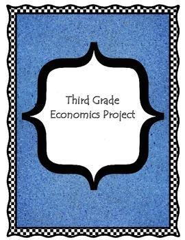 Third Grade Economics Project