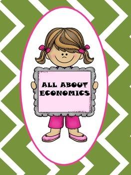 Third Grade Economics Unit