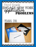 Third Grade Engage NY Eureka Application Problem Strips Module One