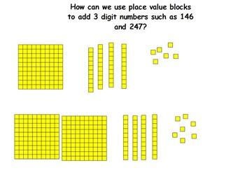 Third Grade Envisions Math Topic 3-2