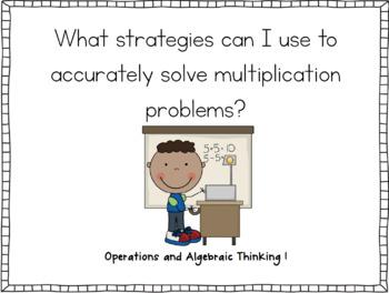 Third Grade Essential Questions