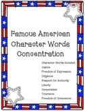Third Grade Famous American Review