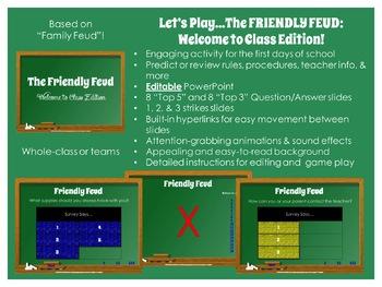 Third Grade First Days Back-to-School Bonanza Bundle