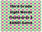 Third Grade Flashcards/Game