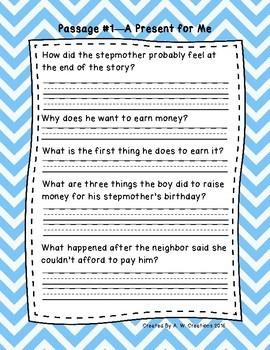 Third Grade Fluency Bundle