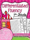 Third Grade Fluency: February Edition