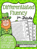 Third Grade Fluency: March Edition