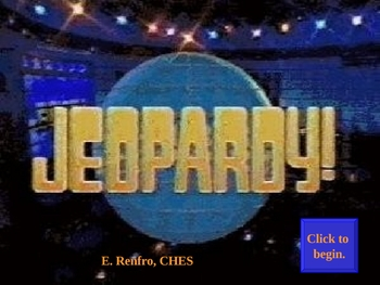 Third Grade Force and Work Jeopardy