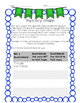 Third Grade Geometry Performance Task FREEBIE