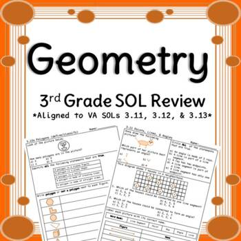 Third Grade Geometry Review