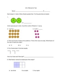 Third Grade - Go Math - Ch. 8 Review for Chapter Test
