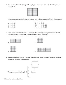 Third Grade Go Math Chapter 11 Review Homework