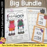 3rd Grade Go Math Chapter One Addition and  Subtraction Wi