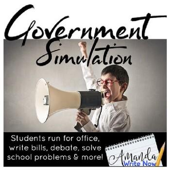Government Simulation