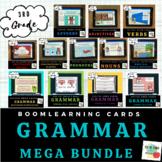 Third Grade Grammar MEGA BUNDLE- Boom Cards- Digital Learning