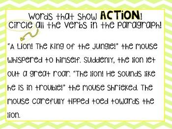 Third Grade Grammar Review