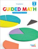 Third Grade Guided Math Fractions