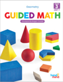 Guided Math Third Grade Unit 7: Geometry