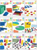 Third Grade Guided Math Bundle