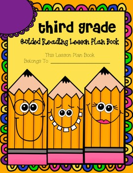 Reflective Journals For Teachers Resources Lesson Plans - Guided reading lesson plan template 3rd grade