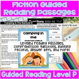 Third Grade Guided Reading Level P