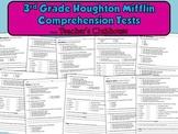 Third Grade HM Comprehension Tests