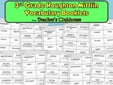 Third Grade HM Vocabulary Booklets