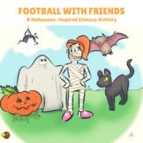 Third Grade Halloween Comprehension Lesson (Passage & Answ
