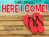 Third Grade, Here I Come! {A Summer Packet}