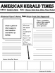 Third  Grade Historical Figures Interactive Notebook Pages **YEAR-LONG BUNDLE**