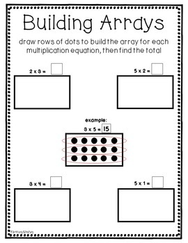 Third Grade Holiday Math Packet {NO PREP!}