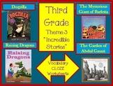 Houghton Mifflin Reading 3rd Grade Theme 3 Worksheets