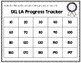 Third Grade IXL Language Arts Tracker