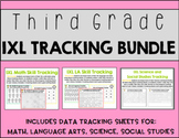 Third Grade IXL Tracking Bundle