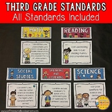 Third Grade Indiana Standards