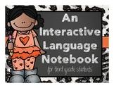 Interactive Grammar Notebook ~ Grammar/Mechanics + Writing