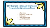 Third Grade Interactive Notebook Flaps